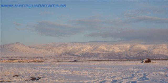 Sierra de Guadarrama Nevada